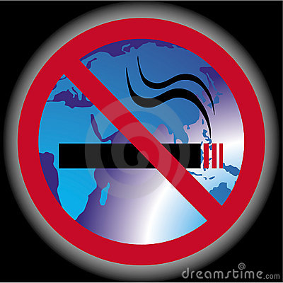 No smoking world