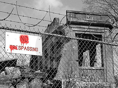No Trespassing 1