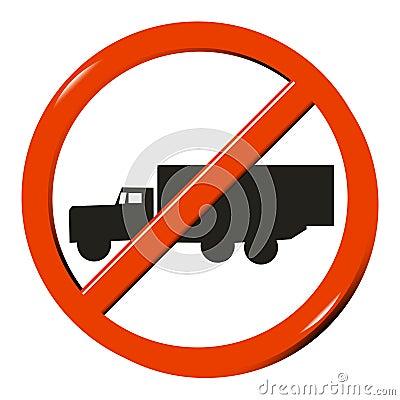 No truck
