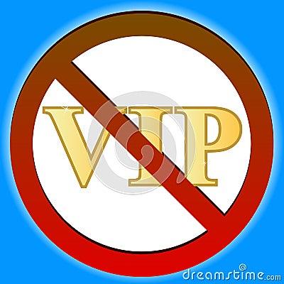 No vip