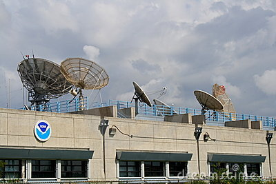 Noaa Offices In Miami Editorial Image