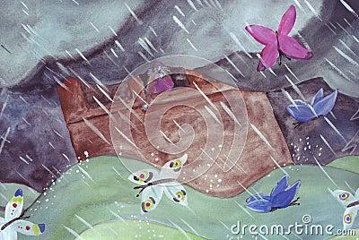 Noah on Ark