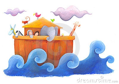 Noah and flood