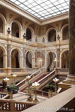 Noble Interior