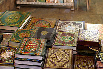 The Noble Qur an (koran) books