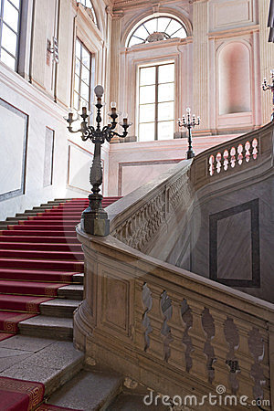 Noble Stairway