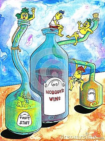 Nobody s Wine