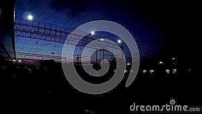 Noc dworzec zbiory
