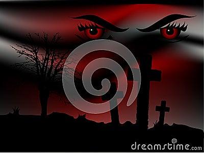 Noche asustadiza
