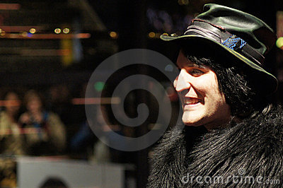 Noel Fielding At The Submarine Premiere Editorial Stock Photo
