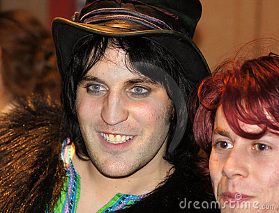 Noel Fielding At The Submarine Premiere Editorial Stock Image