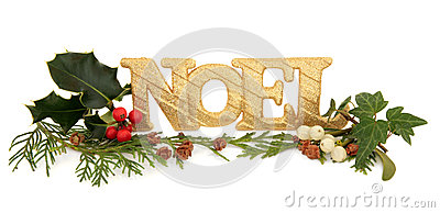 noel glitter decoration stock images image 26863764