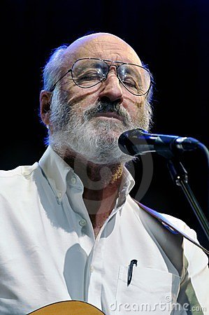 Noel Paul Stookey Editorial Photo