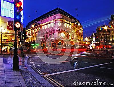 Noite de Londres