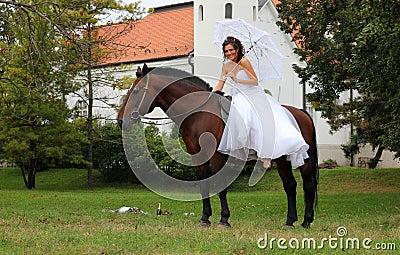 Senta no seu cavalo minha cadela 9