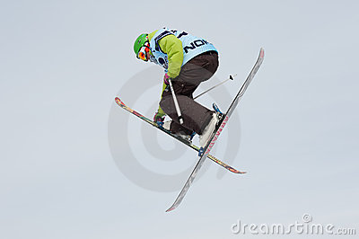 Nokia Freestyle Tour 2011 in Valca, Slovakia Editorial Stock Photo