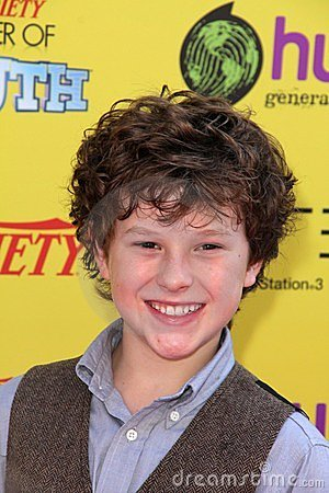Nolan Gould Editorial Photo