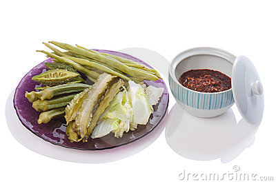 Non calories thai food
