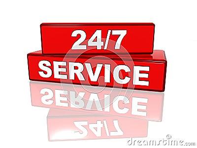 Non-stop service
