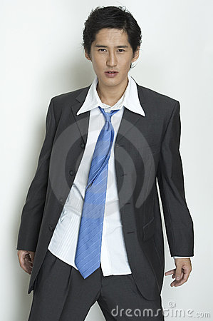 бизнесмен неухоженный