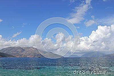 爱奥尼亚人海岛
