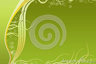 κάμψτε τις πράσινες λουρί&