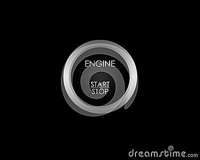 wewillstart_engine start/stop button