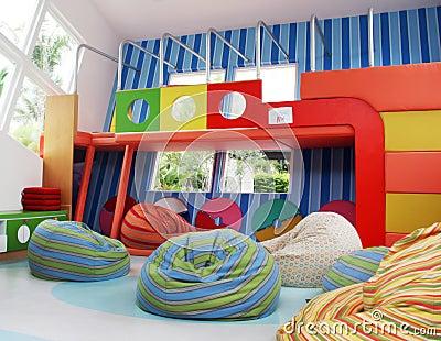 комната детей