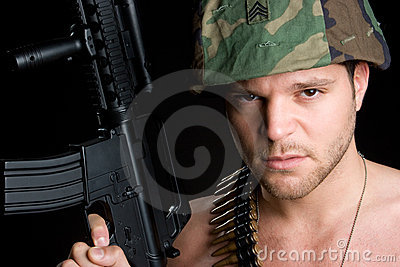 στρατιώτης ατόμων