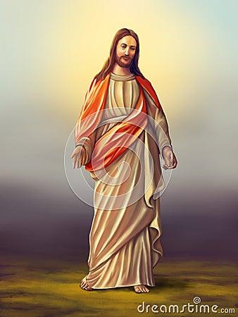 基督・耶稣