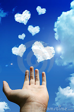 влюбленность облака