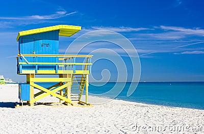 海滩迈阿密