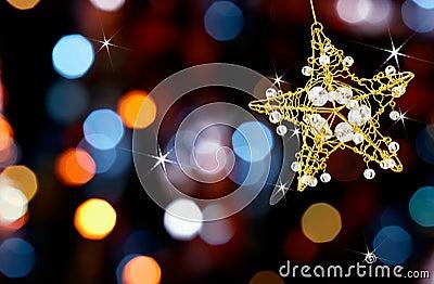 Αστέρι Χριστουγέννων με τα φω τα
