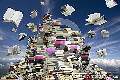 βουνό βιβλίων