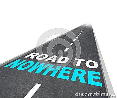 向字的无处高速公路路