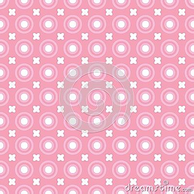 小点粉红色