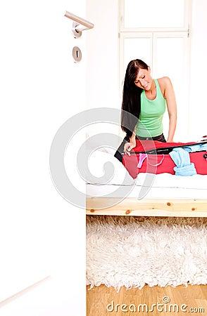 ταξίδι αποσκευών