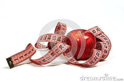 苹果厘米水多的红色