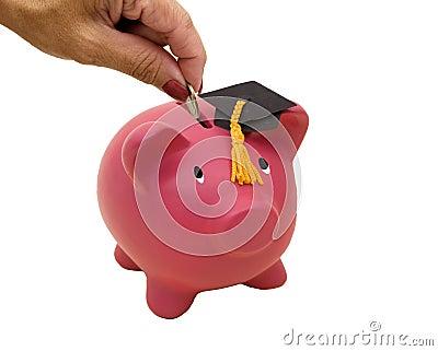 教育储蓄 库存图片 - 图片: 11655151