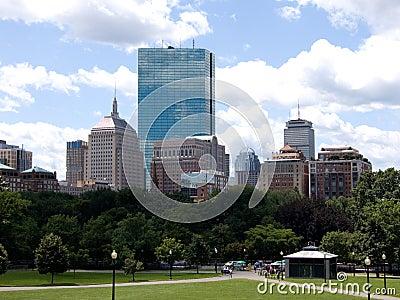 波士顿市公用地平线
