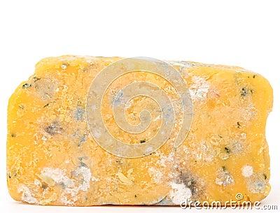 发霉的干酪