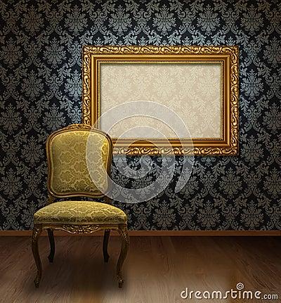 椅子经典之作框架