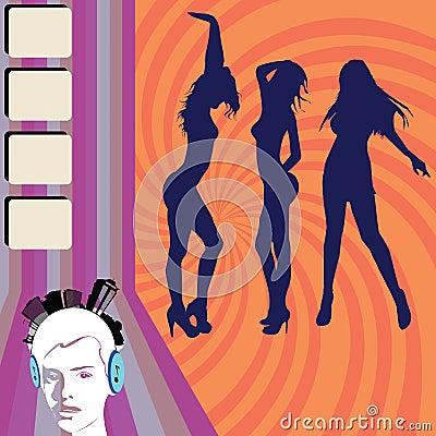 девушки рогульки клуба