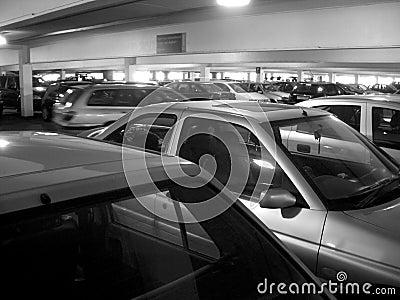 Υπαίθριος σταθμός αυτοκινήτων