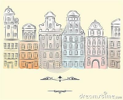 здания исторические