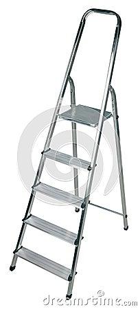 新查出的梯子