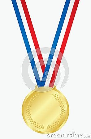 χρυσό μετάλλιο