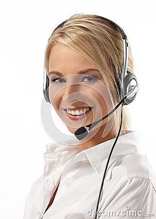 客户查出的操作员服务白色