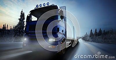 驾驶路卡车的国家(地区)