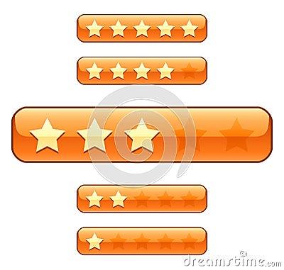 штанги классифицируя звезды